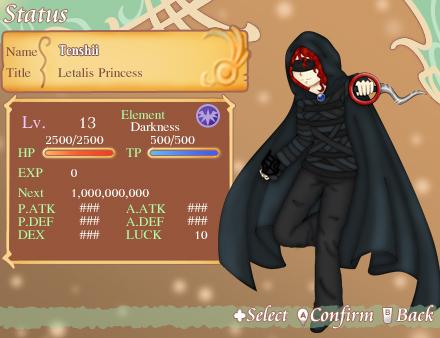 Tenshii-Clone's Profile Picture