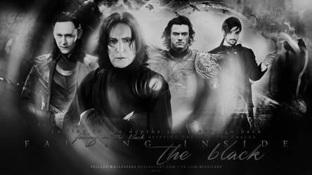 Falling Inside the Black