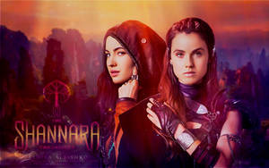 The Shannara Chronicles by VeilaKs-Wallpapers