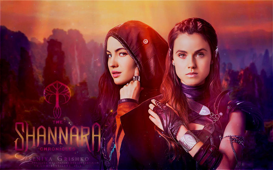 Resultado de imagem para the shannara chronicles wallpapers