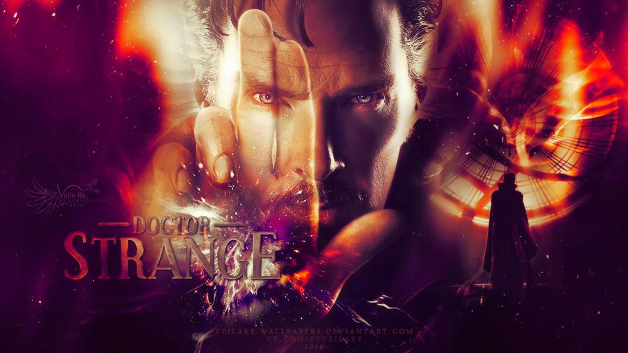 Doctor Strange by VeilaKs-Wallpapers on DeviantArt