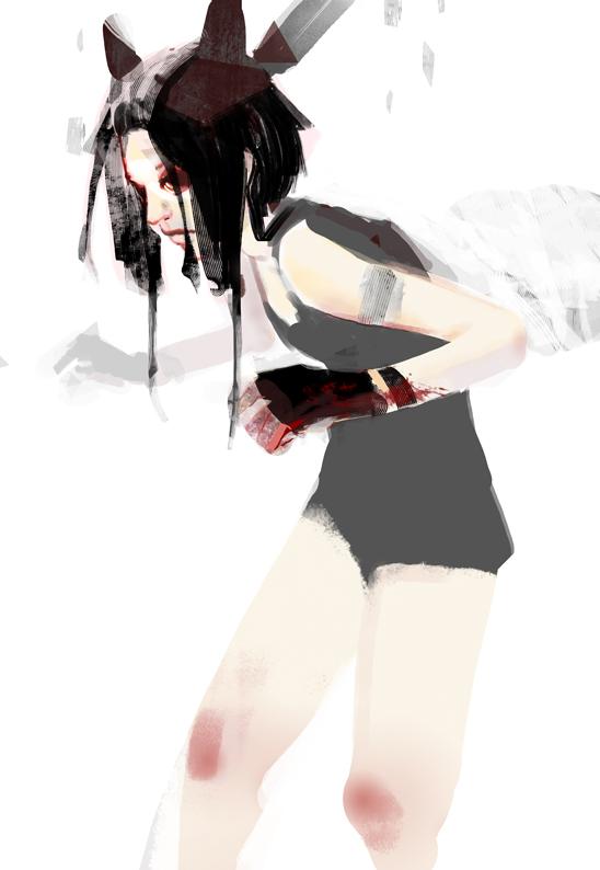 Heavenly Sword - Kai by EwaLabak on DeviantArt