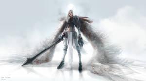 League of Legends - Kayle by EwaLabak
