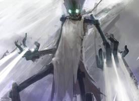 League of Legends - Fiddlesticks by EwaLabak