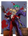 Joker and Harley: FULL COLOR