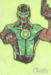 Green Lantern: Simon Baz