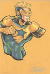 Booster Gold New52