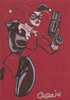Harley Quinn 2 by cmkasmar