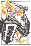 Ghoste Rider Now