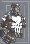 Ultimate Comics Punisher