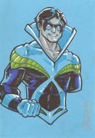 Nightwing 3 by cmkasmar