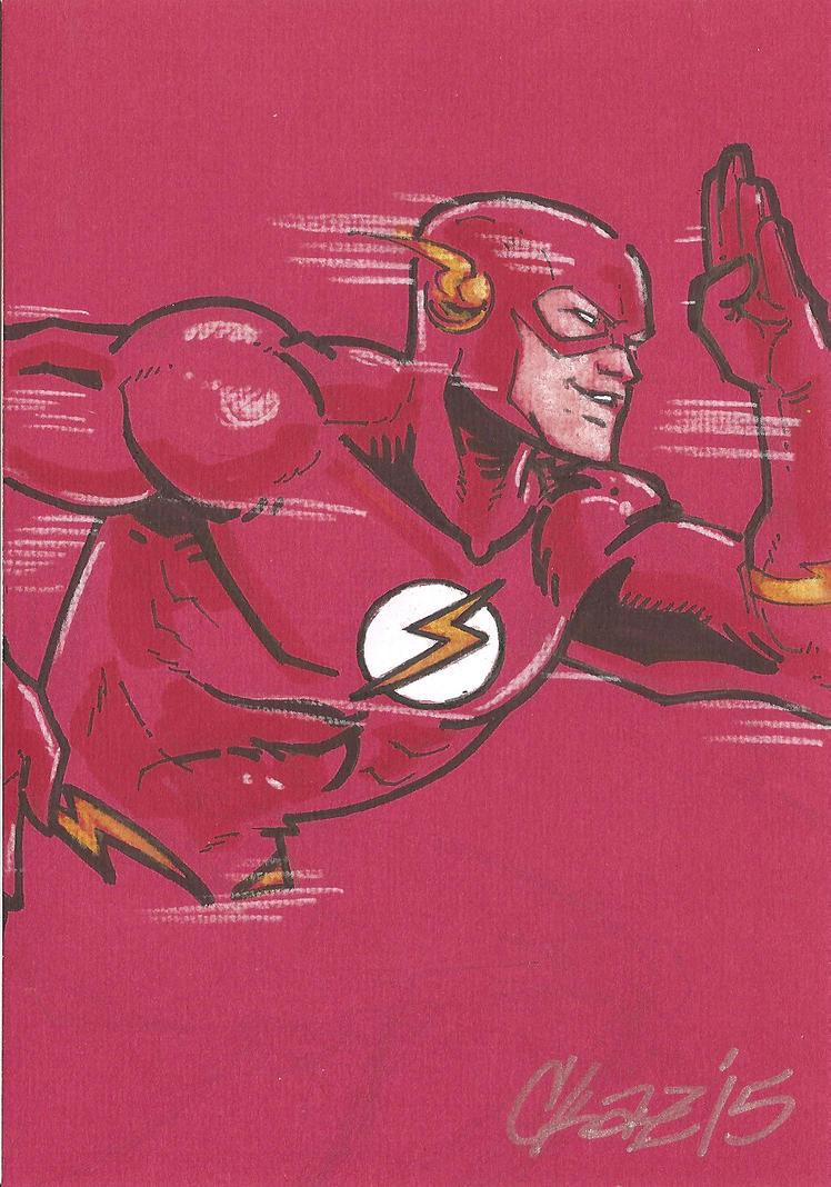 The Flash 2 by cmkasmar