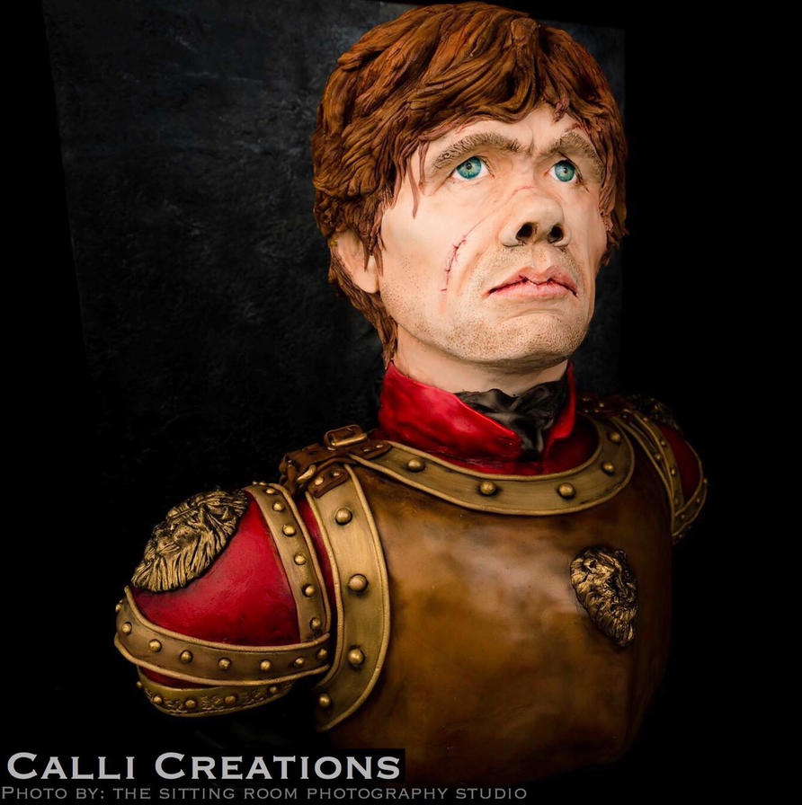 Tyrion Lannister by CalliCreations