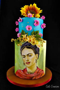 Frida Kahlo - Day of the Dead