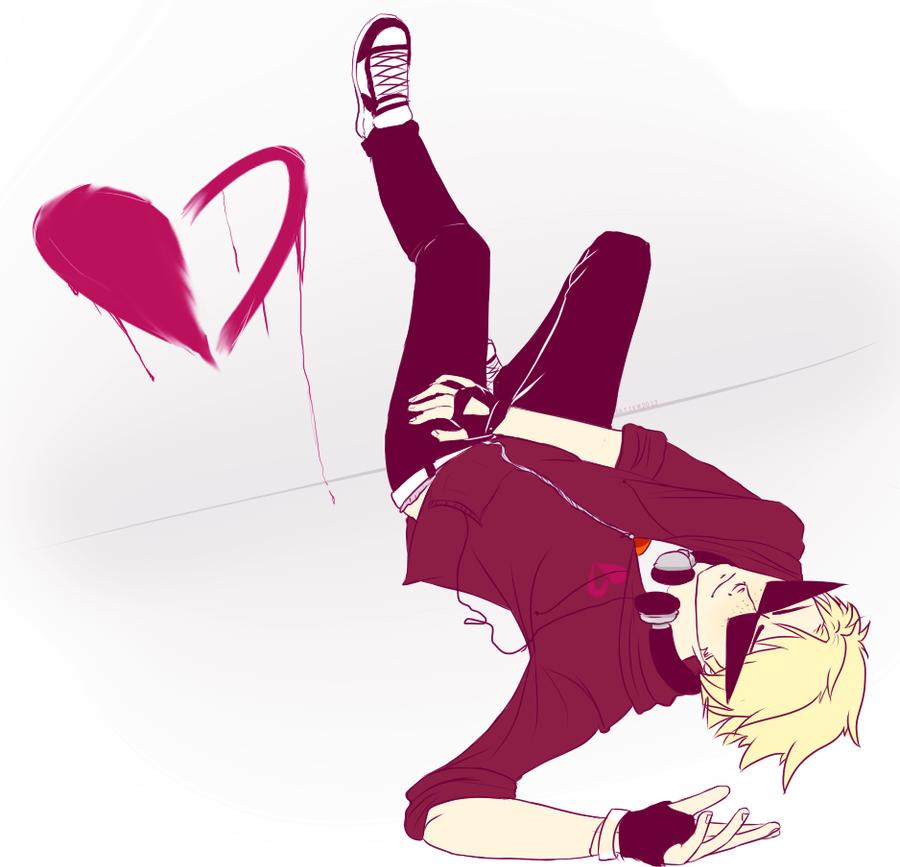 Hero of Heart by Sakiko-chan