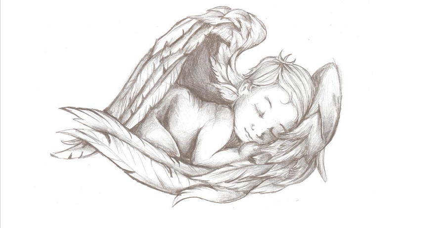Angel Baby by Mustang-Inky on DeviantArt