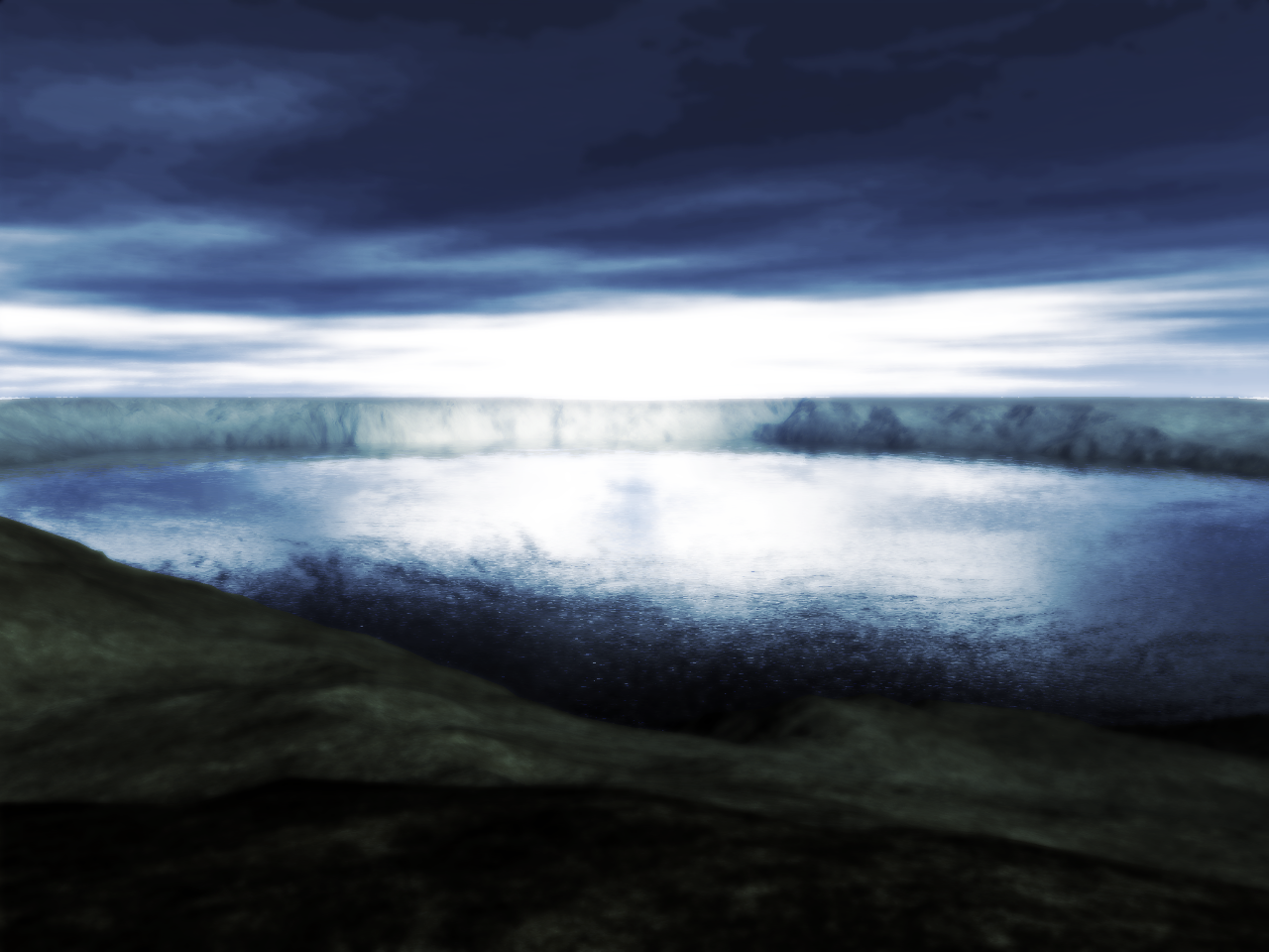 Lake by darkkingddd