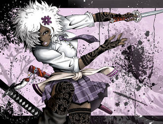 Shinobu - No More Heroes by The-Switcher