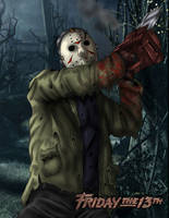 Friday The 13th by The-Switcher