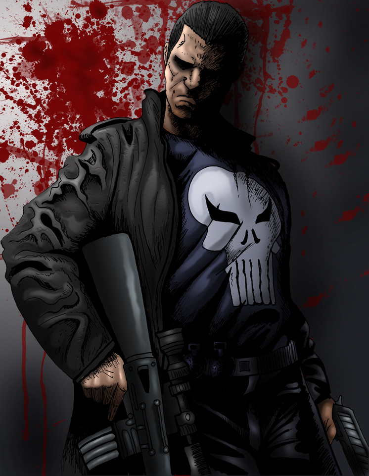 The Punisher by The-Switcher