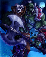 Orcish Tundra by The-Switcher