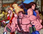 Final Fight Heroes 2