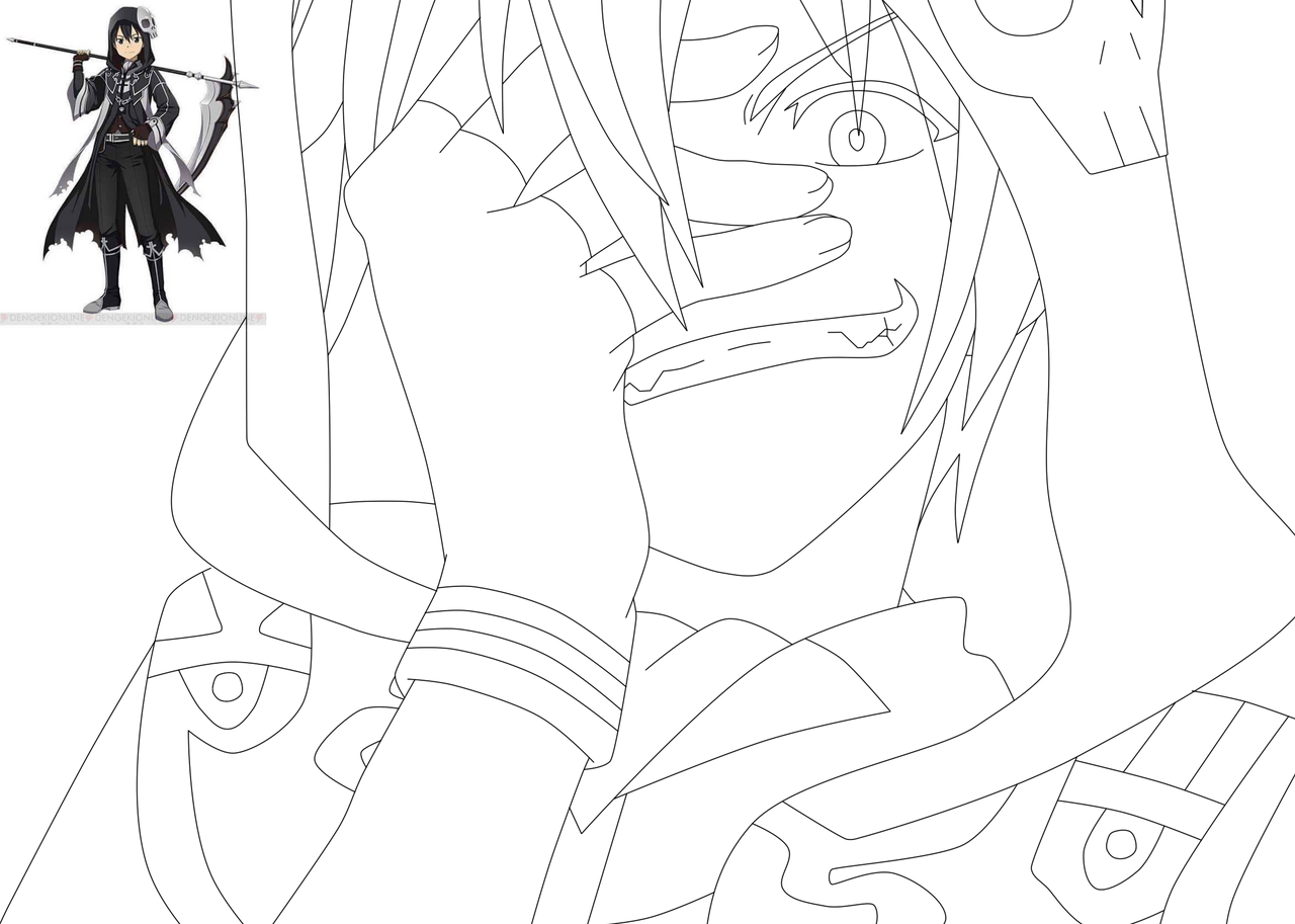 Kirito Alone On Kirito Fc Deviantart
