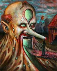 Circus of my sick mind