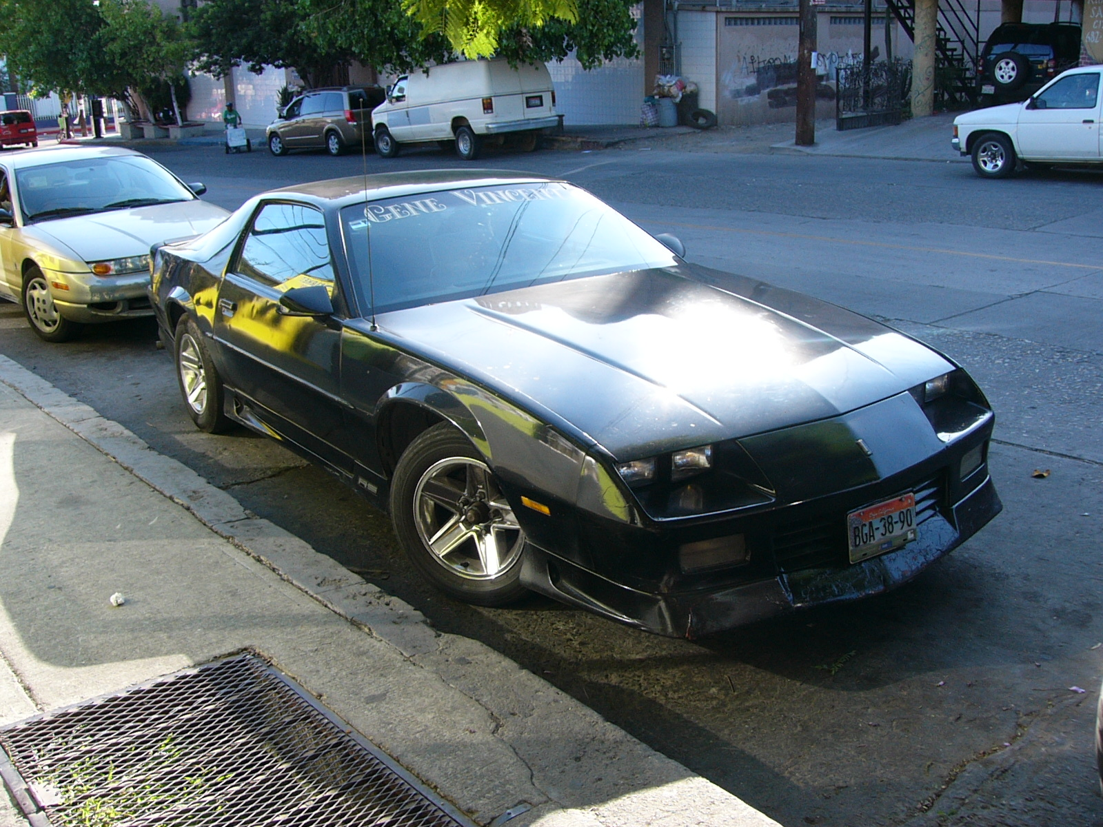 camaro rs 3rd gen by flyinracedude on deviantart. Cars Review. Best American Auto & Cars Review