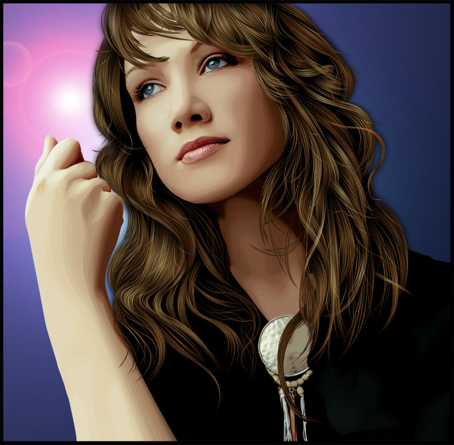 Delta Goodrem by the2slayers