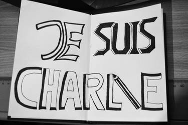 Je Suis Charlie - Moments of 2015 by Dubstepmau5