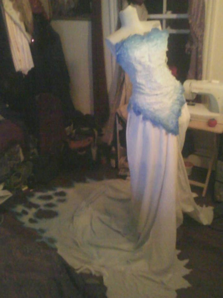 Emily Corpse Bride dress by intrepidasylum on DeviantArt