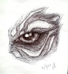 The Eye by ellenrose98