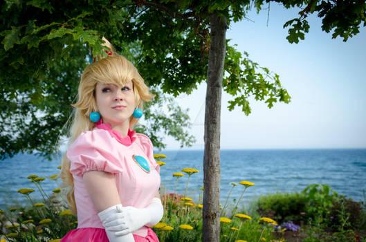Princess by the Lake