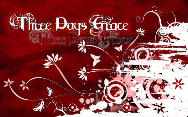 Three days grace by amethyst3 on deviantart - Three days grace wallpaper ...