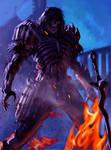 Dark Souls Dark Wraith