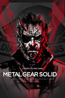 MGSV Poster by SkizzleBoots