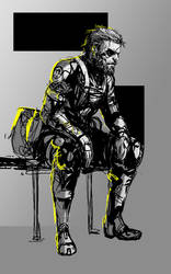Until Next Time Big Boss... by SkizzleBoots