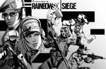 Rainbow 6 Siege Commission Poster 2