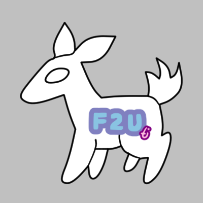 F2U Adoptable Base: Animal by pixieMoonTenika