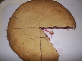 100 0488 cake +  pacman = CAKEMAN
