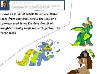 Seeds Leafy by Draconya