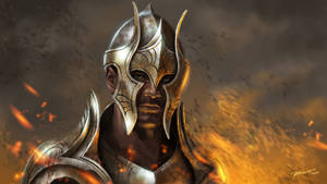 Knight by KardisArt