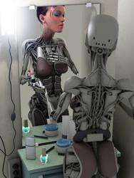 The mirror by biorkes