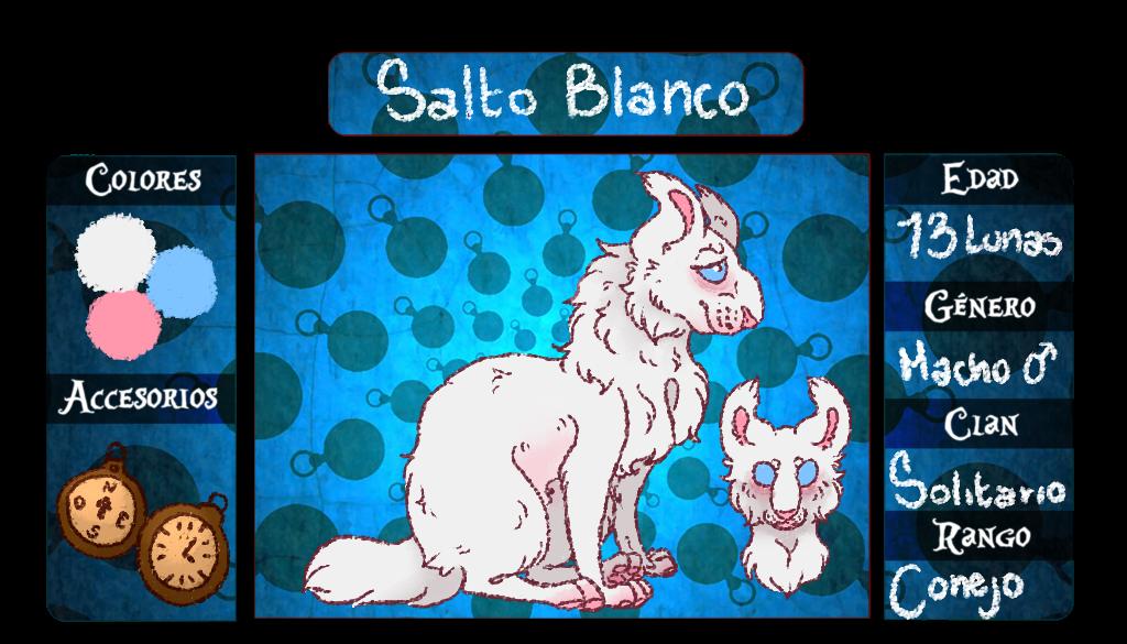 WLC | Salto Blanco | Conejo by 0-COCKER-0