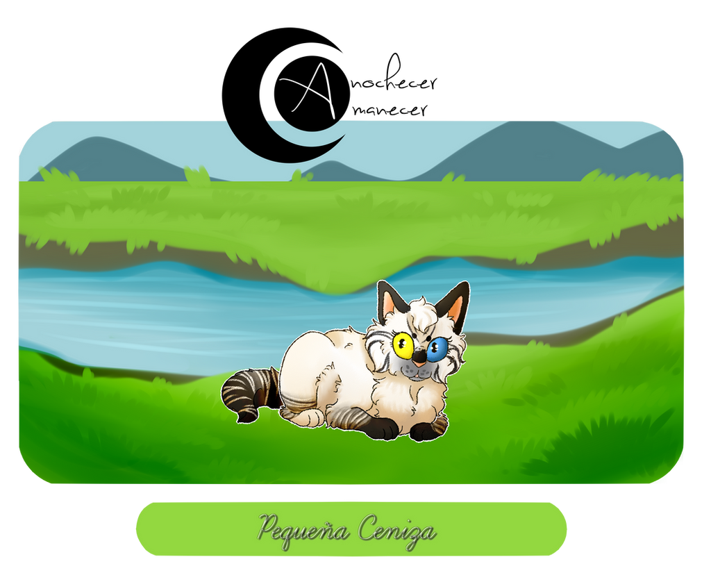 AYA|Pequenia Ceniza|Cachorra [Try Out] by 0-COCKER-0