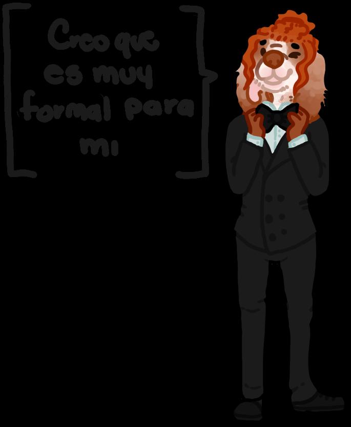 Tuxedo by 0-COCKER-0