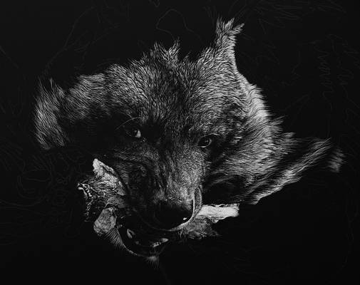 Striped Hyenas - WIP
