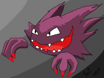 Haunter by MoHowl