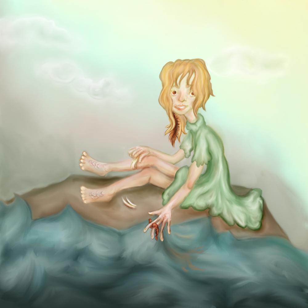 Winter on Siren Isle by Dreamsickdev
